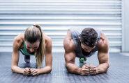 Motiveeri end ise: 7 mõtet, mis tekitavad soovi trenni minna