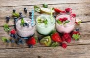 Võitja toidulaud III: viis gluteeni- ja laktoosivaba supersmuuti retsepti