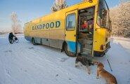 Kauplusauto juhist saaks Repinskile hea nõunik