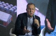 Lavrov: Balti neonatsid teevad EL-i elu ebamugavaks, aga EL on solidaarsuse vangis