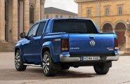 Läheb müramiseks! Volkswagen Amarok saab 3-liitrise V6 diiselmootori