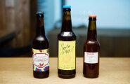 Kodupruulijate konkursi võitis punane kibuvitsa-tšilli õlu