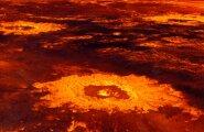 Ilmneb, et tulikuuma Veenuse poolused on külmemad kohad kui ükski paik Maa peal