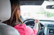 Pooled sõidukites viibijatest riskivad kaelatraumaga