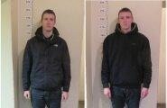 FOTOD: Politsei avaldas Pärnu taksojuhi mõrvas kahtlustavate noormeeste fotod