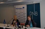 Ärilehe kommentaar: Nordea ja DNB Balti äri ühinemine – palju küsimusi, vähe vastuseid