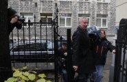 """ФОТО: Правление реформистов вызвало """"на ковер"""" Сийма Калласа"""