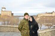 Aleksandr Gavrilov ja Veronika Miller.