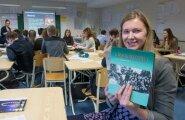 Ajalooõpetajat Triin Ulla