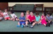 Hirmnaljakas video, mis levib kui kulutuli! VAATA, kuidas üks lõbus põngerjas ajas terve lasteaia naeru kihistama