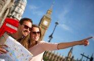Londoni külastamiseks on parim aeg augustis.