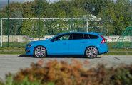Motorsi proovisõit: Volvo V60 Polestar – hunt lambanahas