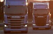 Scania esitles standardeid muutes R ja S seeria veoautosid