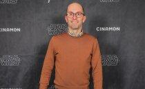 Star Wars Viimased jedid IMAX 3D esilinastus kinos Kosmos