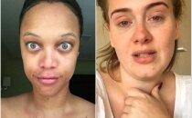 Uskumatud FOTOD | 27 kuulsust, kellel on piisavalt julgust, et end ilma meigita näidata