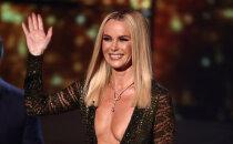 FOTOD | Kõige skandaalsem kleit, mida teles nähtud? Briti talendisaate staari hiigeldekoltee ajas rahva erakordselt marru