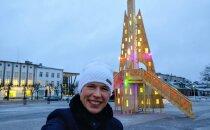 PÄEVA KLÕPS | Rakvere särab! Kersti Kaljulaid käis kaemas tänavust uhket jõulupuud