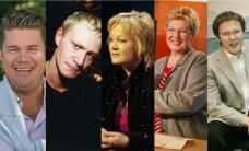 TOP5 armastatud telenägu, keda Eesti rahvas tagasi ekraanile igatseb!