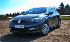 Proovisõit: Renault Megane Grandtour – värskem ilme, uus mootor