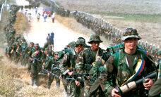 Kolumbia sõlmis marksistlike mässulistega ajaloolise rahulepingu