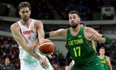 Литва проиграла на Олимпиаде Испании с разницей в 50 очков!