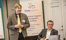 Koolitaja: sisserändajad tunnevad sageli huvi, kuidas asutada Eestis oma ettevõte