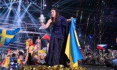 FOTOD ja VIDEOD: Lauljatar Jamala viis Eurovisioni võidu Ukrainasse: olin kindel, et kui laulad tõest, siis see puudutab inimesi. Mul oli õigus!