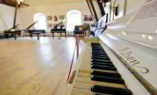 Tartus näeb laulupeotegelaste klavereid