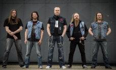 15 aastat tegutsenud ja 5 aastat vaikinud hevibänd Herald esitleb Madallennus uut albumit