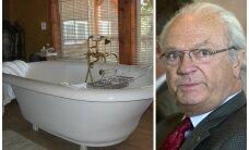 """Rootsi kuningas tegi """"avastuse"""" ja tahab vannid ära keelata"""