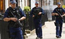 Briti politsei: reageering pulmapäeval segaduse tekitamisele tuleb jõuline
