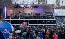 Red Bull Tourbus bändikonkursi teine tasuta kontsert toimub juba homme Tallinnas