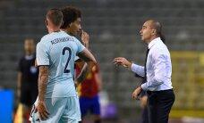 VIDEO: Belgia kaotas Martinezi debüütmängus Hispaaniale