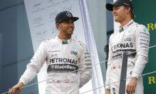 Lewis Hamilton oli Brasiilia etapi avatreeningul teistest peajagu üle