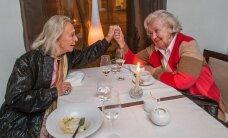 FOTOD: Itaalia grand old lady Elena Cotta õhtustas Ita Everi ja Tiina Lokiga