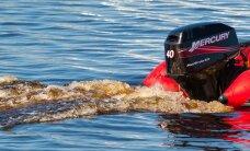 Soomes on kohtu all üle 40 päramootori varastanud eestlaste jõuk