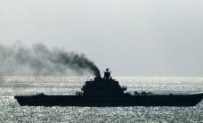 Süüriasse suunduvad Vene sõjalaevad siiski ei saa Hispaanias tankida