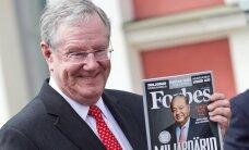 EDETABEL: Forbes reastas 25 edukamat Eesti ärinaist