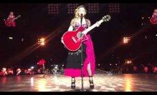 VIDEO: Rasked ajad! Madonna puhkes laval nutma, sest poeg pages Londonisse isa juurde ega räägi temaga sõnagi