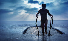 Karasta end korralikult: jääkülm vesi viib nohu ja köha