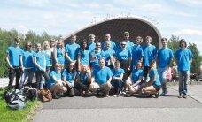 Viimsi Kooli koorid osalesid Tartu popkooripeol