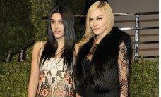 Madonna saab vanaemaks? Popikuninganna 20-aastane tütar Lourdes Leon vihjab agaralt beebiootusele