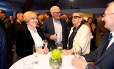 FOTOD: Presidendivalimiste avapaugul oli kohal poliitikute vana ja noor kaardivägi, Marina Kaljuranda mitte