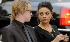 Mila Kunis anub Macaulay Culkinit, et too ravile läheks