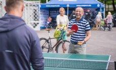 NÄDAL PILDIS: Lembitu Kuuse mängis pingpongi ja toidupoe puuviljaleti alt vaatasid vastu hallitanud viljad