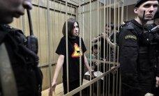 Vene kohus ei rahuldanud Pussy Rioti liikme vabastamistaotlust