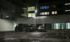 FOTOD: Presidendipaar ööbib Narva-Jõesuu Nooruse spaas, kuhu saabuti kahe autoga