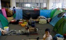 FT: Kreekas olevad pagulased keelduvad vaesematesse riikidesse, nagu Eesti, ümberpaigutamisest