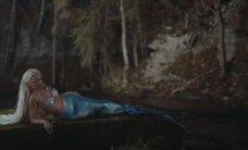 """KAADRI TAGA: Kust tulid tulbid ja kuidas Kerlist merineitsi sai: Vaata, kuidas valmis müstiline muusikavideo loole """"Feral Hearts"""""""