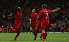 FOTOD: Liverpool ja Klavan teenisid Inglise meistriliigas ülekaaluka võidu